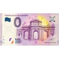 ES - Puerta de la Alcala Madrid - 2018