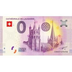 CH - Cathedrale de Lausanne - 2018