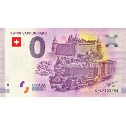 CH - Swiss Vapeur Parc - 2018