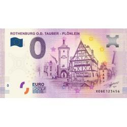 DE - Rothenburg O.D. Tauber - Plönlein - 2017