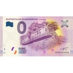 DE - Wuppertaler Schwebebahn - Kaiserwagen - 2017