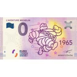 63 - L'aventure Michelin - 1965 - 2018