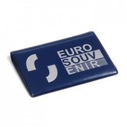 """Album de poche ROUTE pour 40 billets """" Euro Souvenir """""""