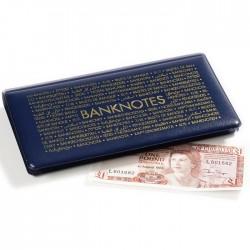 Album de poche ROUTE Banknotes 170MM x 85MM