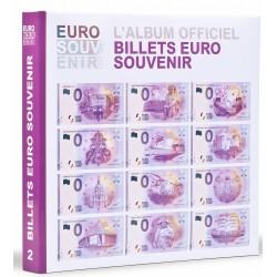 Album Pré-imprimé 2016 - Leuchtturm - pour billets 0€ - avec billet spécimen