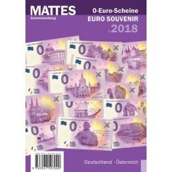 Catalogue de cotation des billets allemand et autrichiens - 2018