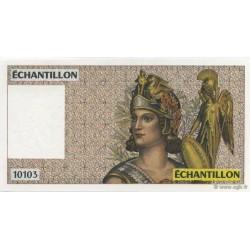 Billet fantaisie -100 Francs DELACROIX - 1978