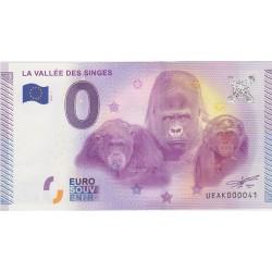 86 - La vallée des singes - 2015