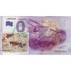 24 - Lascaux - Le grand taureau - 2016