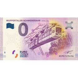 DE - Wuppertaler Schwebebahn - Modell 1972 - 2018