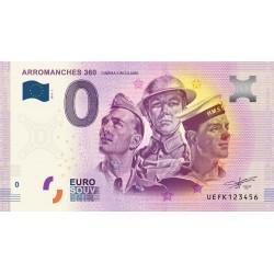 14 - Arromanches 360 - Cinéma circulaire - 2018
