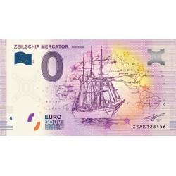 BE - Zeilschip Mercator -Oostende - 2018