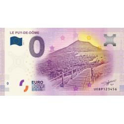 63 - Le Puy de Dôme - 2018