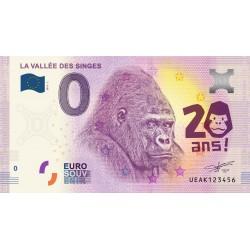 86 - La vallée des singes - 20 ans - 2018