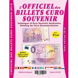 L'Officiel des Billets €uro Souvenir