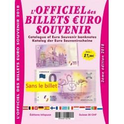 L'Officiel des Billets €uro Souvenir (sans billet)
