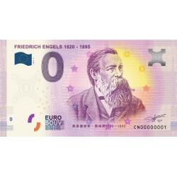 CN - Friedrich Engels 1820-1895 - 2018