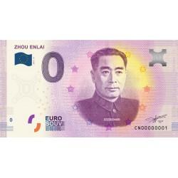 CN - Zhou Enlai - 2018