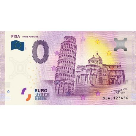 ITA - Pisa - Torre Pendente - 2018