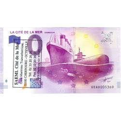 50 - La cité de la mer - Cherbourg - 2017