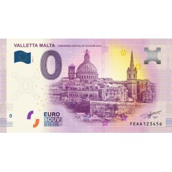 MT - Valletta Malta - European Capital of Culture 2018 - 2018