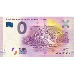 DE - Kehlsteinhaus - Eagles Nest 1834m - 2018