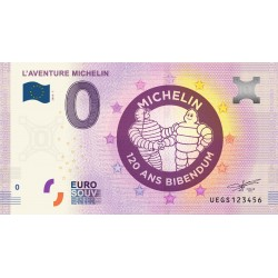 63 - L'Aventure Michelin - 120 and Bibendum - 2018