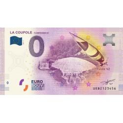 62 - La coupole - Planétarium 3D - 2018