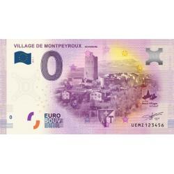 63 - Village de Montpeyroux - Auvergne - 2018