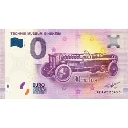 DE - Technik Museum Sinsheim - Brutus - 2018
