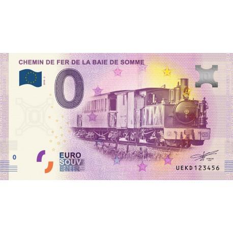 80 - Chemin de fer de la baie de Somme - 2018