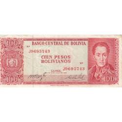 Cien Pesos Bolivianos