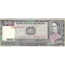 Mil Pesos Bolivianos