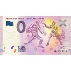 30 - Arènes de Nimes - Les gladiateurs - 2018