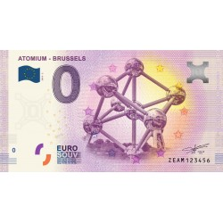 BE - Atomium - Brussels - 2018