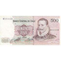 Quinientos Pesos - Chili