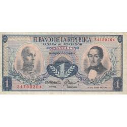 Un Peso Oro - Colombie