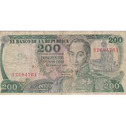 Doscientos Pesos Oro