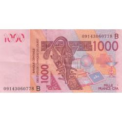 Mille Francs CFA
