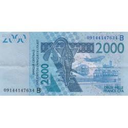 Deux Mille Francs CFA