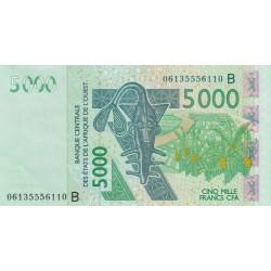 Cinq Mille Francs CFA