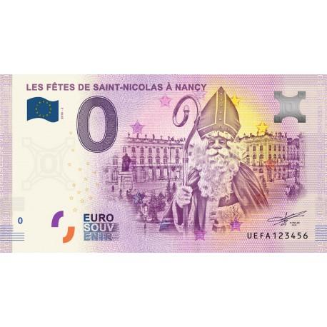 54 - Les fêtes de St-Nicolas à Nancy - 2018