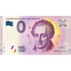 DE - Johann Wolfgang Von Goethe - 2018
