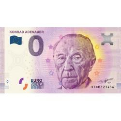 DE - Konrad Adenauer - 2018