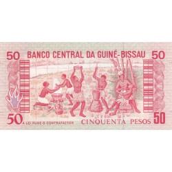 Cinquenta Pesos - Guinée Bissau