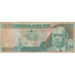 Dez Mil Pesos - Guinée Bissau