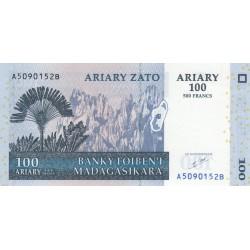 Cent Ariary / Ariary Zato - Madagascar