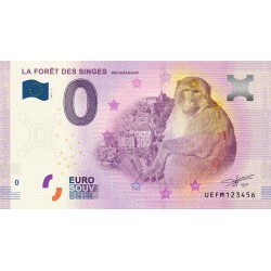 46 - La forêt des singes - Rocamadour - 2018