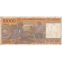 Dix Mille Francs / Roa Arivo Ariary - Madagascar