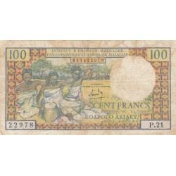 Cent Francs / Roapolo Ariary - Madagascar